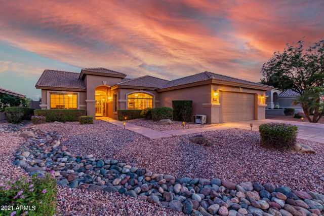 Photo of 14909 W Crenshaw Drive, Goodyear, AZ 85395