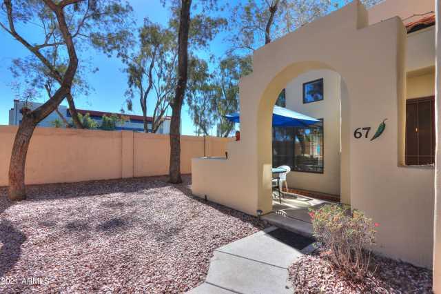 Photo of 5665 W GALVESTON Street #67, Chandler, AZ 85226