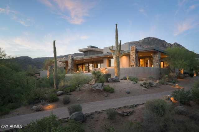 Photo of 10806 E FALLING STAR Drive, Scottsdale, AZ 85262