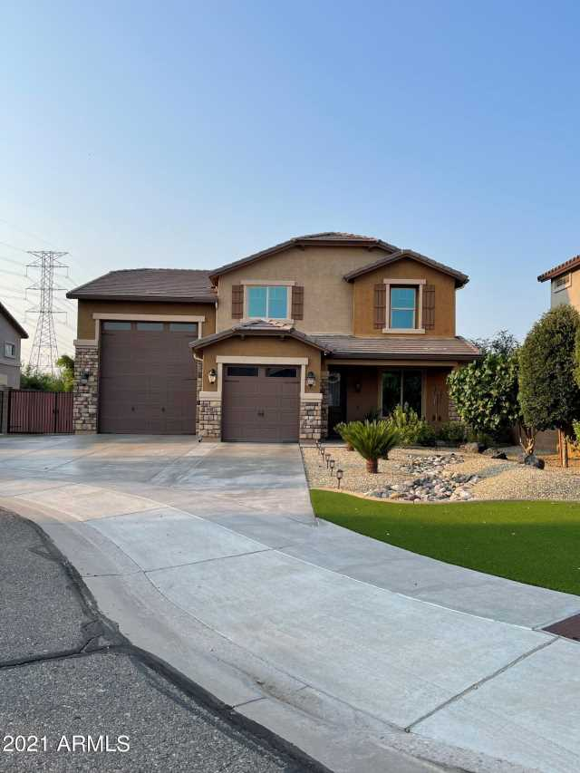 Photo of 12018 W Calle Hermosa Lane, Avondale, AZ 85323