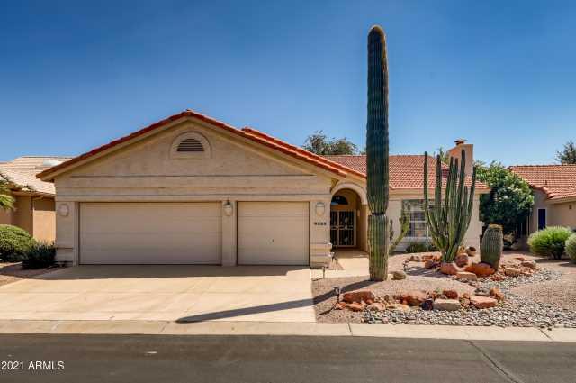 Photo of 9325 E CEDAR WAXWING Drive, Sun Lakes, AZ 85248