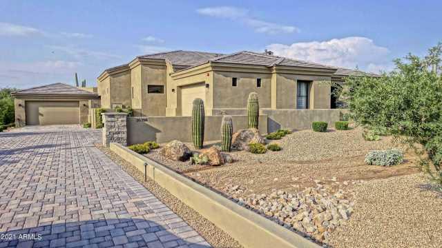 Photo of 10396 E WHITE FEATHER Lane, Scottsdale, AZ 85262