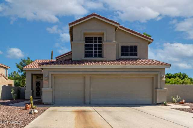 Photo of 21583 N 59TH Drive, Glendale, AZ 85308