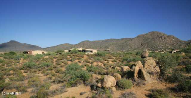 Photo of 10995 E FORTUNA Drive, Scottsdale, AZ 85262