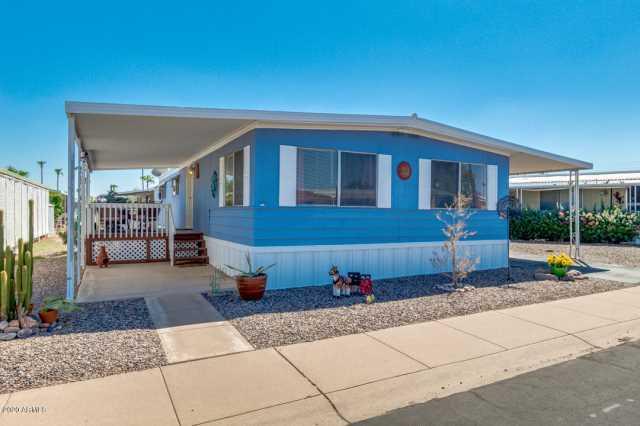 Photo of 8780 E MCKELLIPS Road #242, Scottsdale, AZ 85257