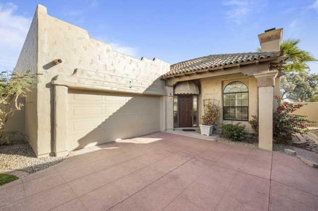 Photo of 7955 E CHAPARRAL Road #7, Scottsdale, AZ 85250