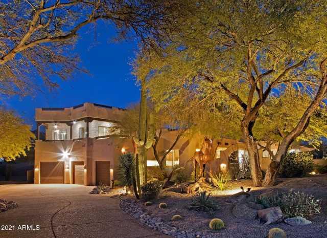 Photo of 10484 E QUARTZ ROCK Road, Scottsdale, AZ 85255