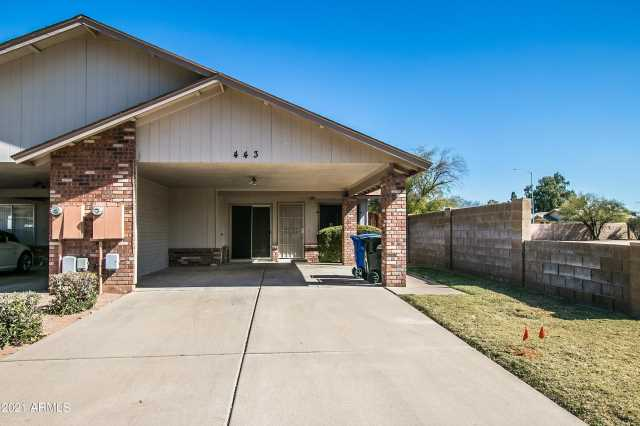 Photo of 443 S 33rd Place, Mesa, AZ 85204