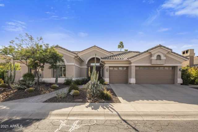 Photo of 5421 E CANNON Drive, Paradise Valley, AZ 85253