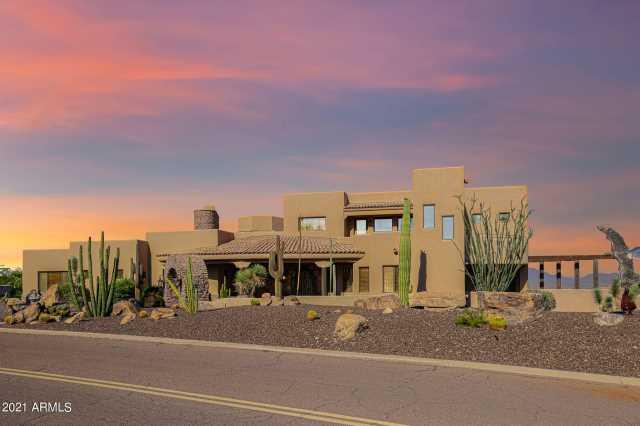 Photo of 16610 E INCA Avenue, Fountain Hills, AZ 85268