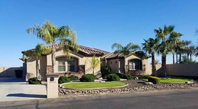 Photo of 5511 N 179TH Drive, Litchfield Park, AZ 85340
