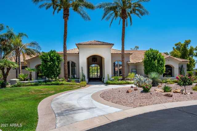 Photo of 6988 E IRONWOOD Drive, Paradise Valley, AZ 85253