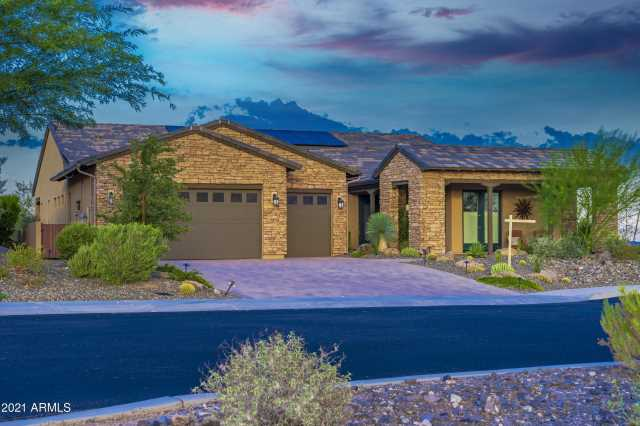 Photo of 3725 Gold Ridge Road, Wickenburg, AZ 85390