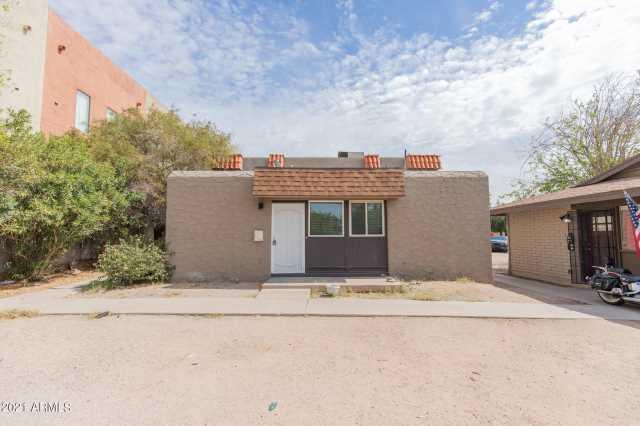 Photo of 4722 E BELLEVIEW Street, Phoenix, AZ 85008
