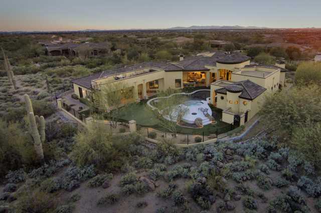 Photo of 3951 N PINNACLE HILLS Circle, Mesa, AZ 85207
