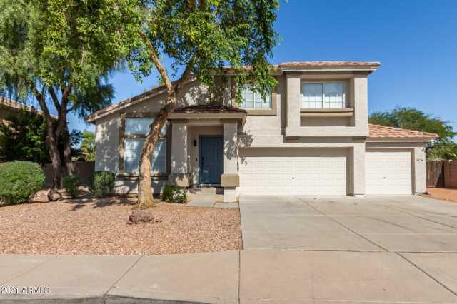 Photo of 12306 W BERRY Lane, El Mirage, AZ 85335