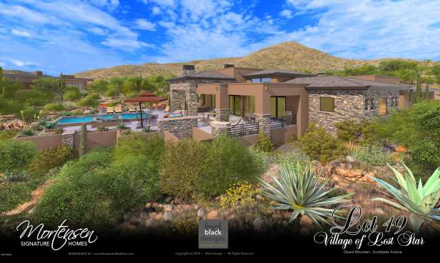 Photo of 10789 E FALLING STAR Drive, Scottsdale, AZ 85262