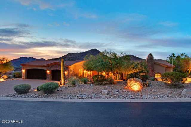 Photo of 14320 E KALIL Drive, Scottsdale, AZ 85259
