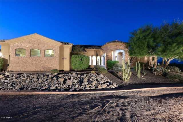 Photo of 15538 E MELANIE Drive, Scottsdale, AZ 85262