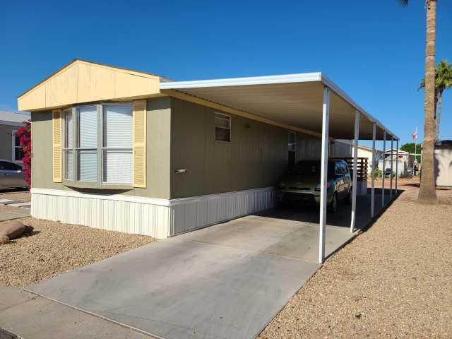 Photo of 12721 W GREENWAY Road #110, El Mirage, AZ 85335