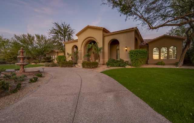 Photo of 9549 N 129TH Place, Scottsdale, AZ 85259