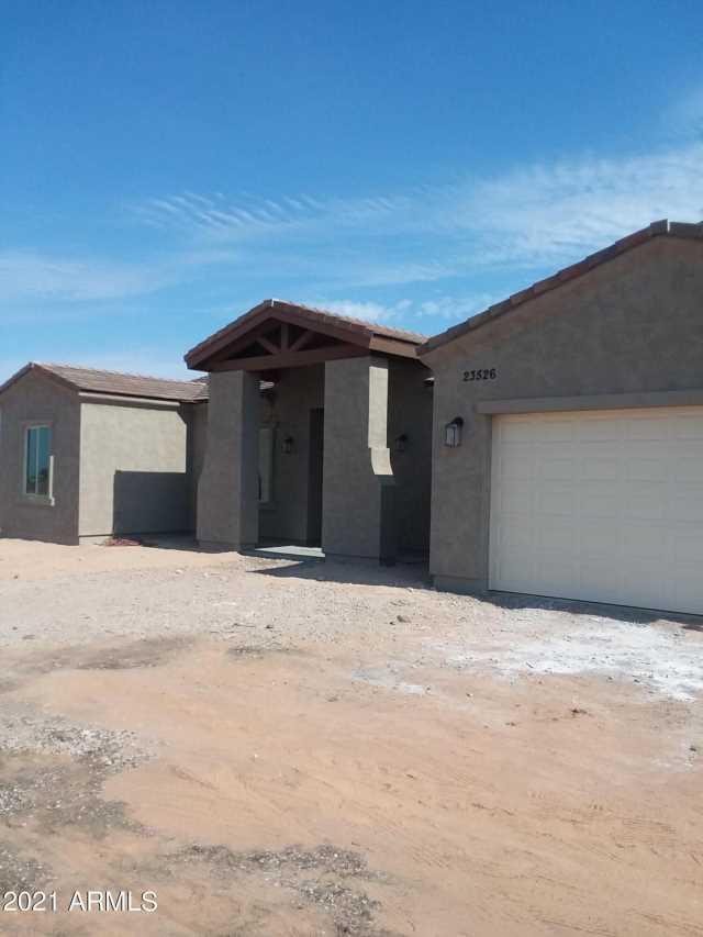 Photo of 23526 W Beacon Lane, Wittmann, AZ 85361