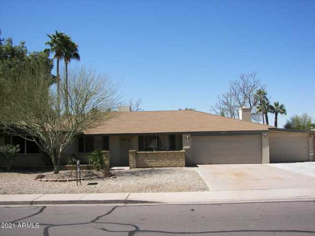 Photo of 3016 S GEORGE Drive, Tempe, AZ 85282