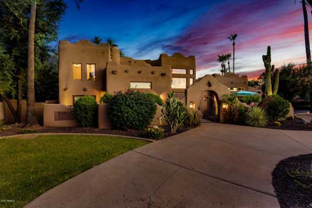 Photo of 1505 E LOS ARBOLES Drive, Tempe, AZ 85284