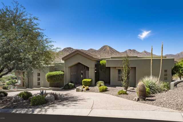 Photo of 16018 N NORTE VISTA Drive, Fountain Hills, AZ 85268