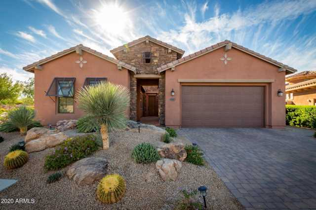 Photo of 9867 E PIEDRA Drive, Scottsdale, AZ 85255