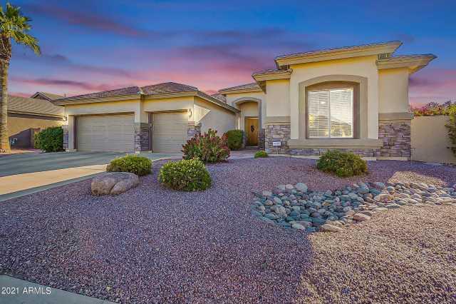 Photo of 6739 S CRESTVIEW Drive, Gilbert, AZ 85298