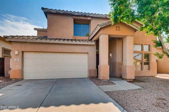 Photo of 441 S 89TH Way, Mesa, AZ 85208