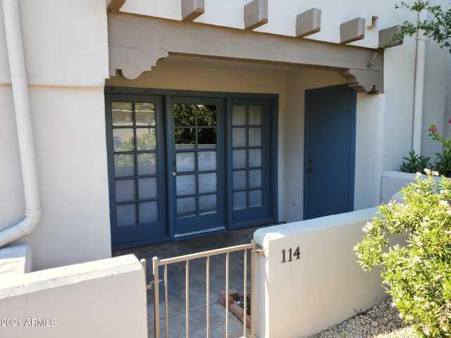 Photo of 7300 N DREAMY DRAW Drive #114, Phoenix, AZ 85020