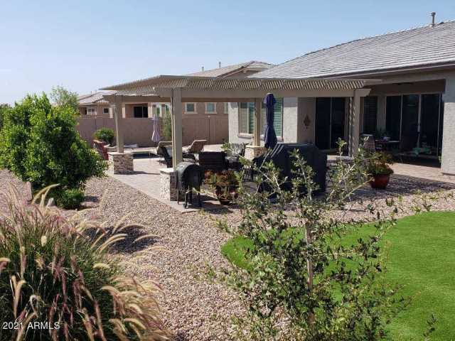 Photo of 21537 E MISTY Lane, Queen Creek, AZ 85142