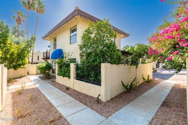 Photo of 4818 E HAZEL Drive #3, Phoenix, AZ 85044