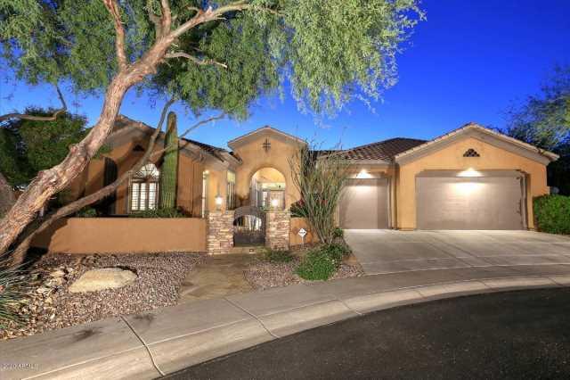 Photo of 40910 N RIVER BEND Court, Phoenix, AZ 85086