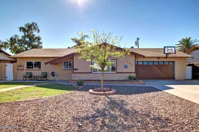Photo of 701 W DUBLIN Street, Chandler, AZ 85225