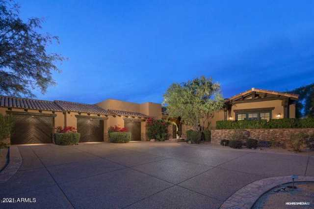 Photo of 9290 E THOMPSON PEAK Parkway #432, Scottsdale, AZ 85255