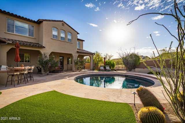 Photo of 9312 E MOUNTAIN SPRING Road, Scottsdale, AZ 85255