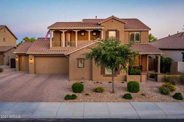 Photo of 16065 W HARVARD Street, Goodyear, AZ 85395