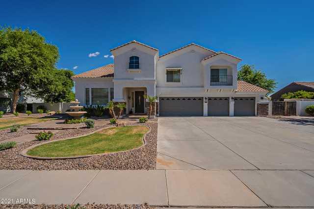 Photo of 11619 E BELLFLOWER Drive, Chandler, AZ 85249