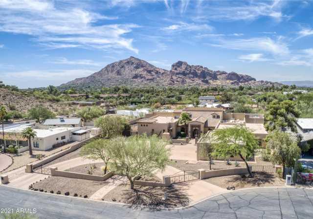 Photo of 4819 E Hummingbird Lane, Paradise Valley, AZ 85253