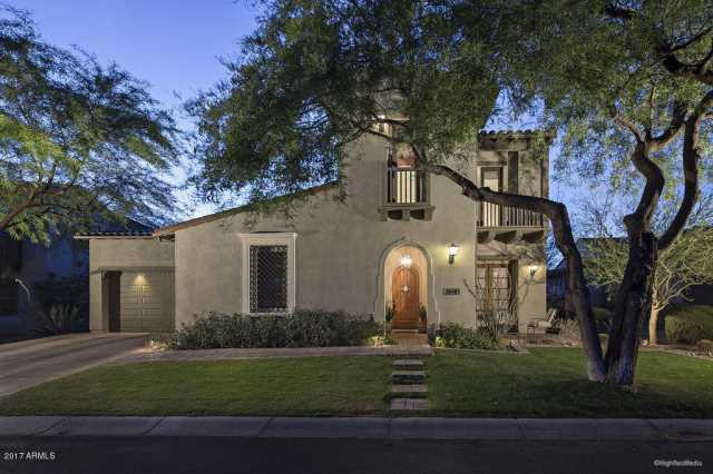Photo of 9840 E BUTEO Drive, Scottsdale, AZ 85255