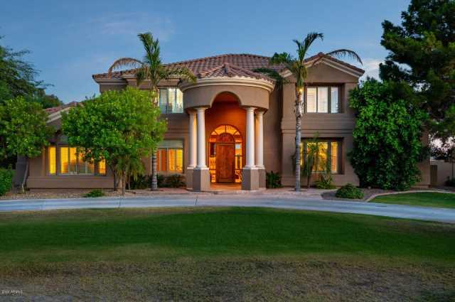 Photo of 2299 E Virgo Place, Chandler, AZ 85249