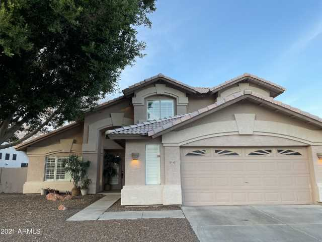 Photo of 5648 W PONTIAC Drive, Glendale, AZ 85308