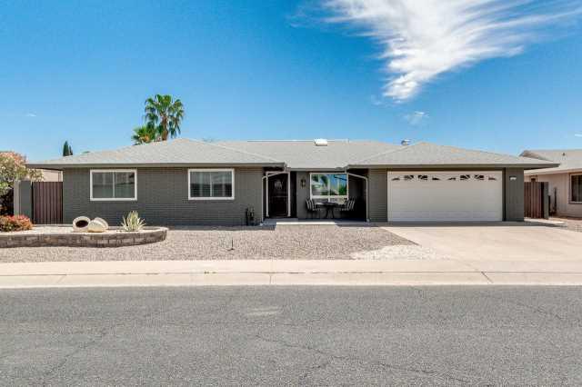 Photo of 9713 W Timberline Drive, Sun City, AZ 85351