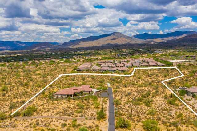 Photo of 8650 E Stagecoach Pass Road, Carefree, AZ 85377