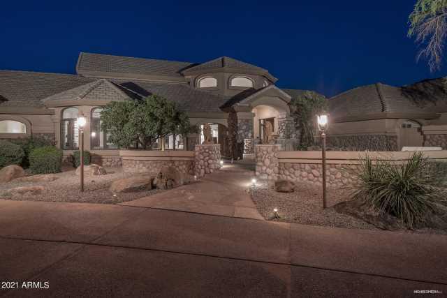 Photo of 22431 N VIOLETTA Drive, Scottsdale, AZ 85255