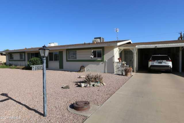 Photo of 10605 W CLAIR Drive, Sun City, AZ 85351