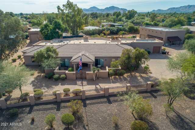 Photo of 6831 E PARADISE Drive, Scottsdale, AZ 85254